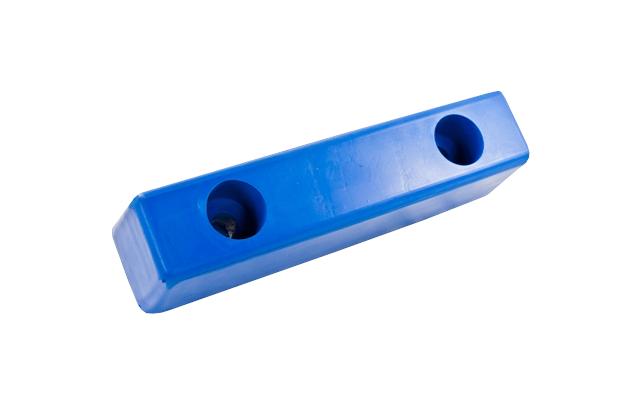 Odbijak rampowy niebieski ODR 003