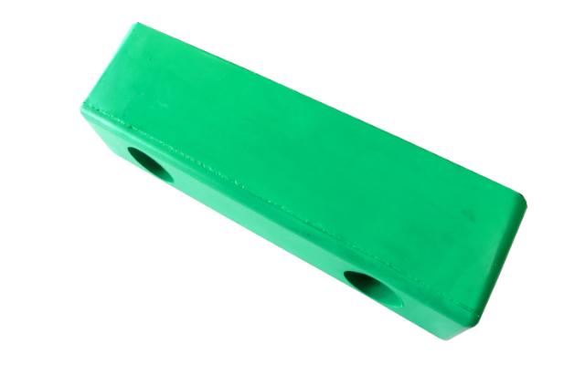 Odbijak rampowy zielony 002