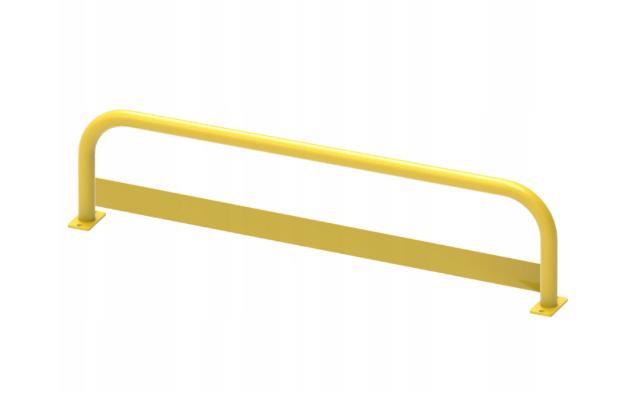 Odbojnica liniowa FI 40 z bortnicą OLFB 40